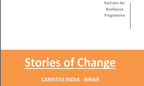 Stories of Change - PfR programme 2014