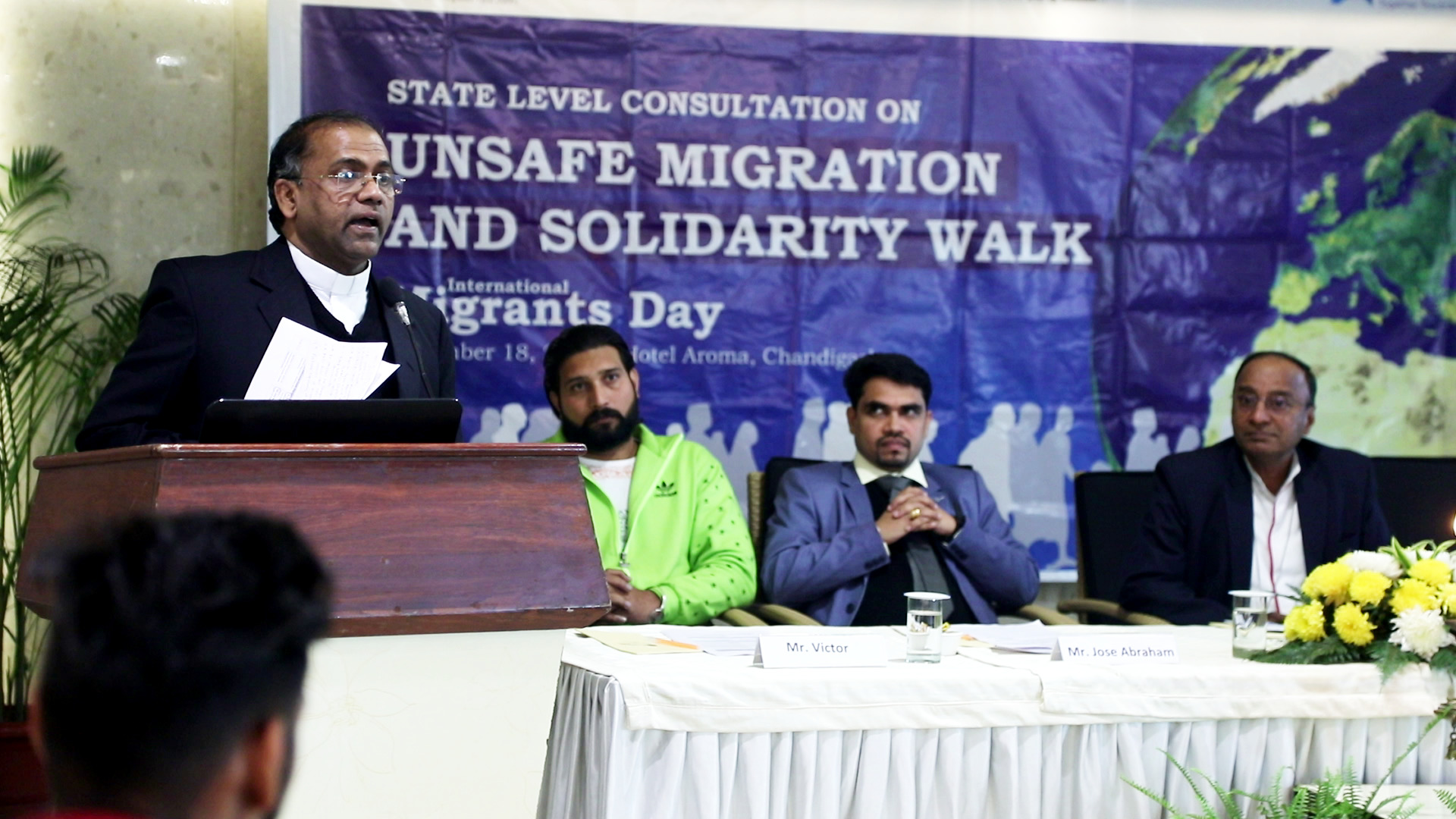 caritas india unsafe migration consultation (14)