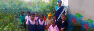 Odisha Government Officials endorses Caritas India's Kitchen-garden initiative for state-wide replication in Anganwadis