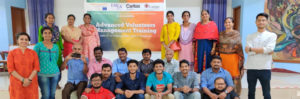 Caritas India continues its mission of building volunteers