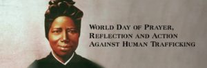 World Day of Prayer, Reflection & action against Human Trafficking