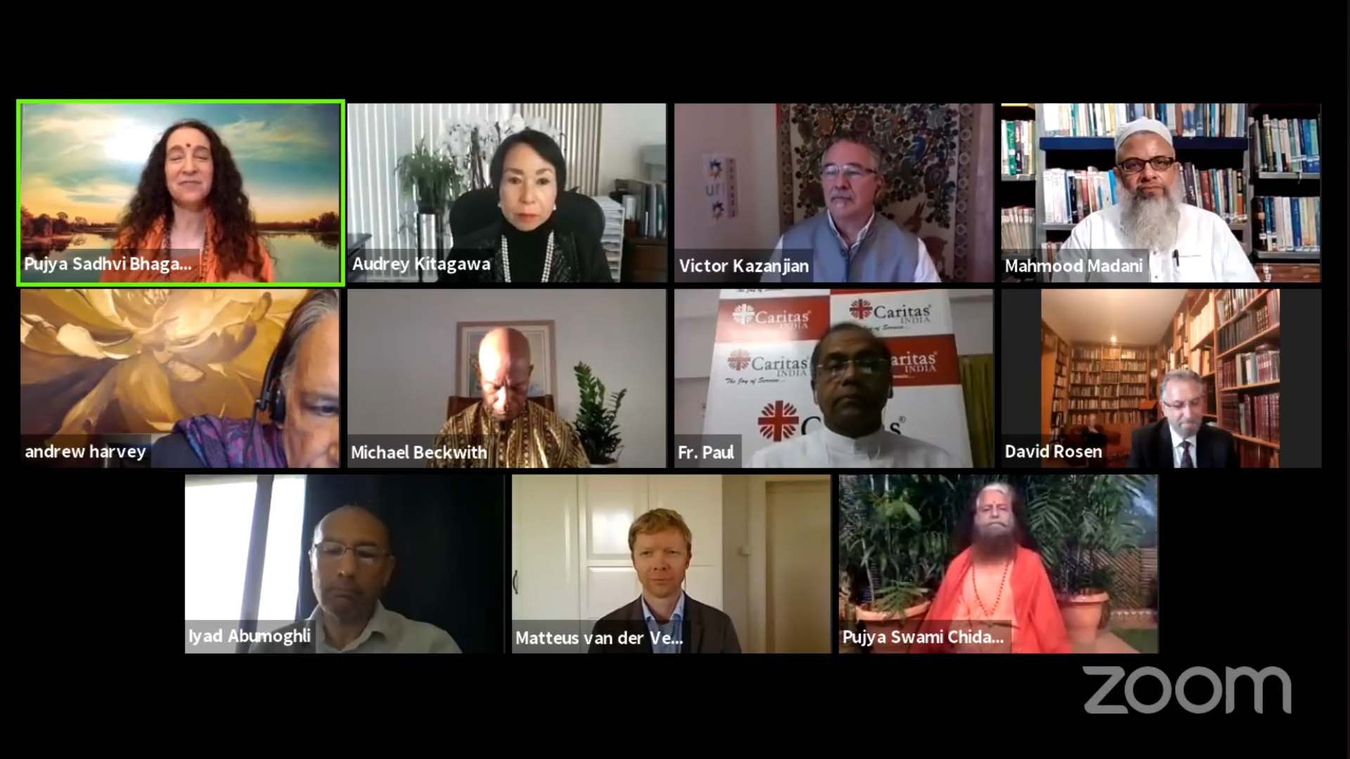Planting The Seeds For A New Normal A Call Of Inter Faith